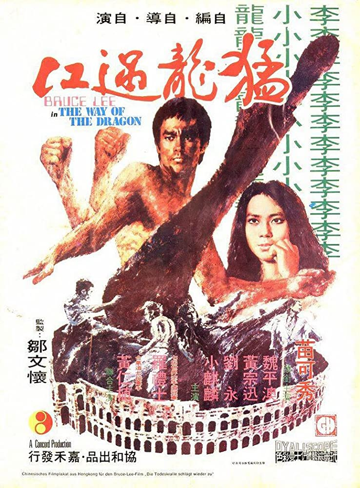The Way of the Dragon (1972) Tagalog Dubbed