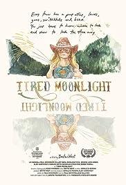 Tired Moonlight Poster