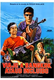 Viaje a Bangkok, ataúd incluido Poster