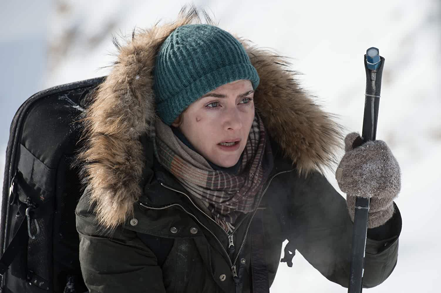 The Mountain Between Us English Movie 2017