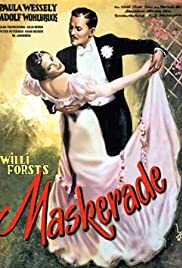 Maskerade (1934) Poster - Movie Forum, Cast, Reviews