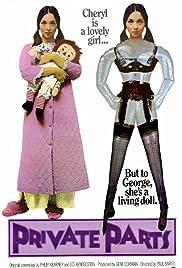 Private Parts(1972) Poster - Movie Forum, Cast, Reviews