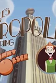 Tales of Metropolis Poster