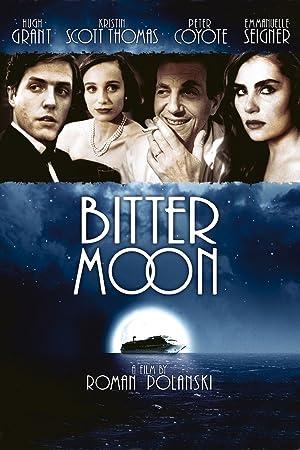 Bitter Moon poster