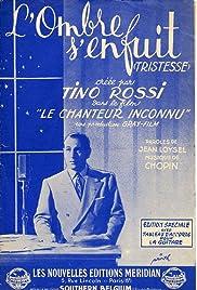 Le chanteur inconnu Poster