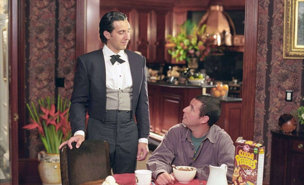 Review Mr Deeds Kevinfoyle