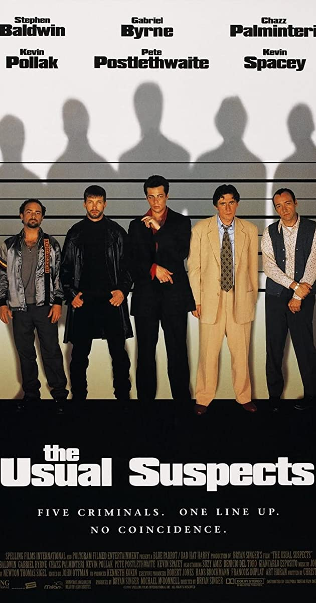 The Usual Suspects – Film Analysis Essay
