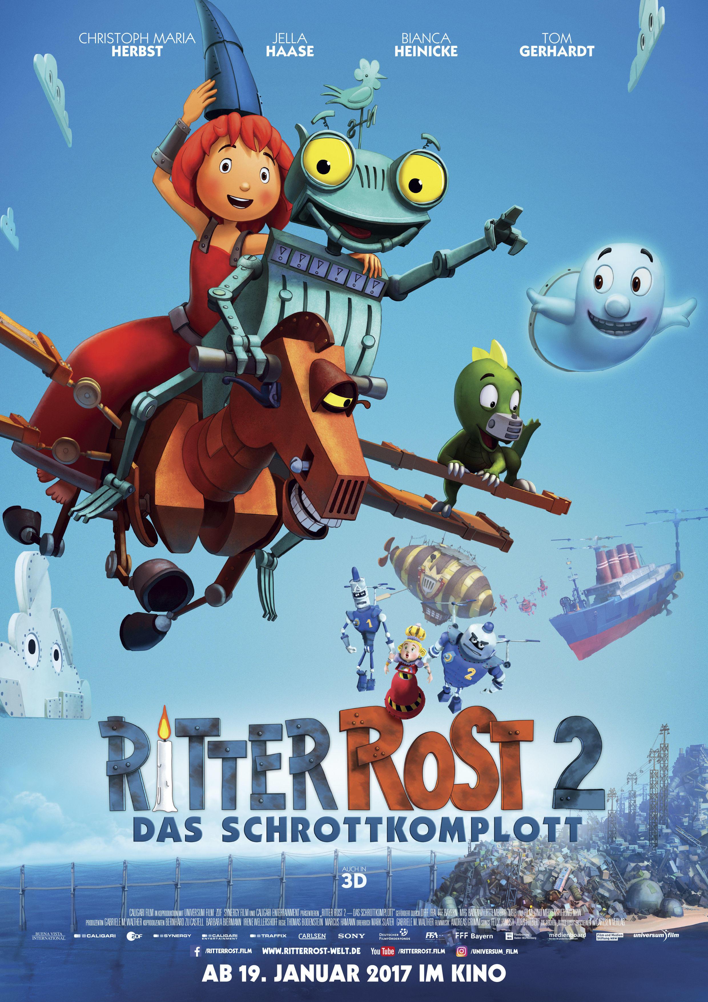 image Ritter Rost 2: Das Schrottkomplott Watch Full Movie Free Online
