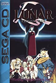 Lunar: Eternal Blue Poster