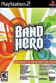 Band Hero Poster