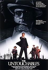 The Untouchables(1987) Poster - Movie Forum, Cast, Reviews