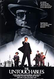 The Untouchables 1987 BluRay 720p 1GB AC3 [Hindi ORG DD 2.0CH – English] ESubs MKV