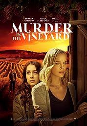 Murder in the Vineyard poster
