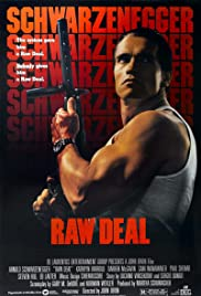 Raw Deal (1986) Poster - Movie Forum, Cast, Reviews