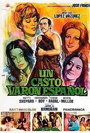 Un casto varón español Poster