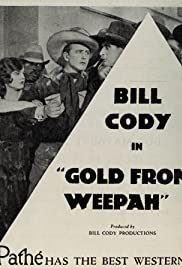 Gold from Weepah Poster