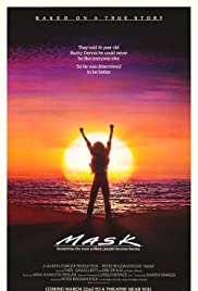 Mask (1985) Poster - Movie Forum, Cast, Reviews