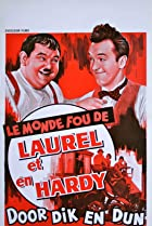 Image of The Crazy World of Laurel and Hardy