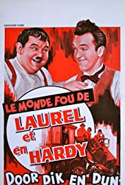 The Crazy World of Laurel and Hardy Poster