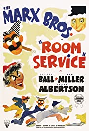 Room Service(1938) Poster - Movie Forum, Cast, Reviews