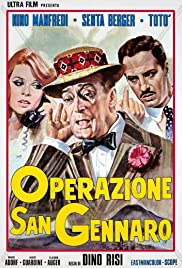 The Treasure of San Gennaro Poster