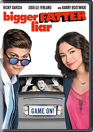 Poster Big Fat Liar 2