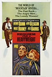 Requiem for a Heavyweight (1962) Poster - Movie Forum, Cast, Reviews