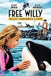 Free Willy: Escape from Pirate's Cove (2010) Poster - Movie Forum, Cast, Reviews