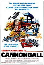 Cannonball! (1976) Poster - Movie Forum, Cast, Reviews