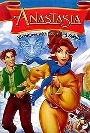 Anastasia: Adventures with Pooka and Bartok Poster