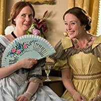 Jennifer Ehle and Cynthia Nixon in Emily Dickinson, a Quiet Passion (2016)