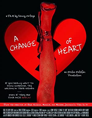 A Change of Heart poster