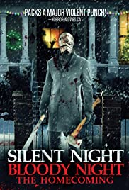 Silent Night, Bloody Night: The Homecoming (2013) Poster - Movie Forum, Cast, Reviews