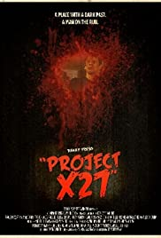 Project x27 Poster