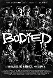 Bodied(2017) Poster - Movie Forum, Cast, Reviews