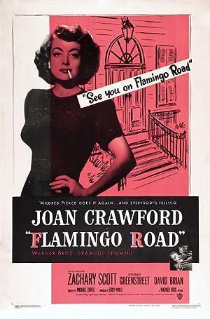 Flamingo Road poster