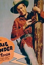 Prairie Thunder Poster