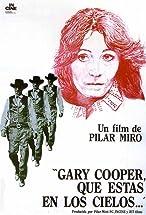 Primary image for Gary Cooper, que estás en los cielos