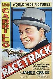 Racetrack Poster