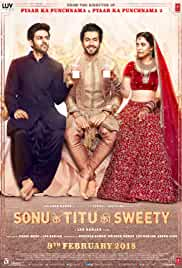 Sonu Ke Titu Ki Sweety 2018 Hindi PreDVDRip 700MB MKV