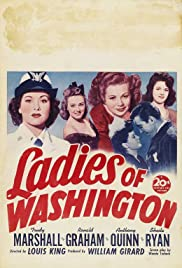 Ladies of Washington Poster