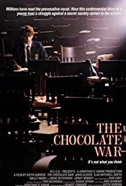 The Chocolate War(1988) Poster - Movie Forum, Cast, Reviews