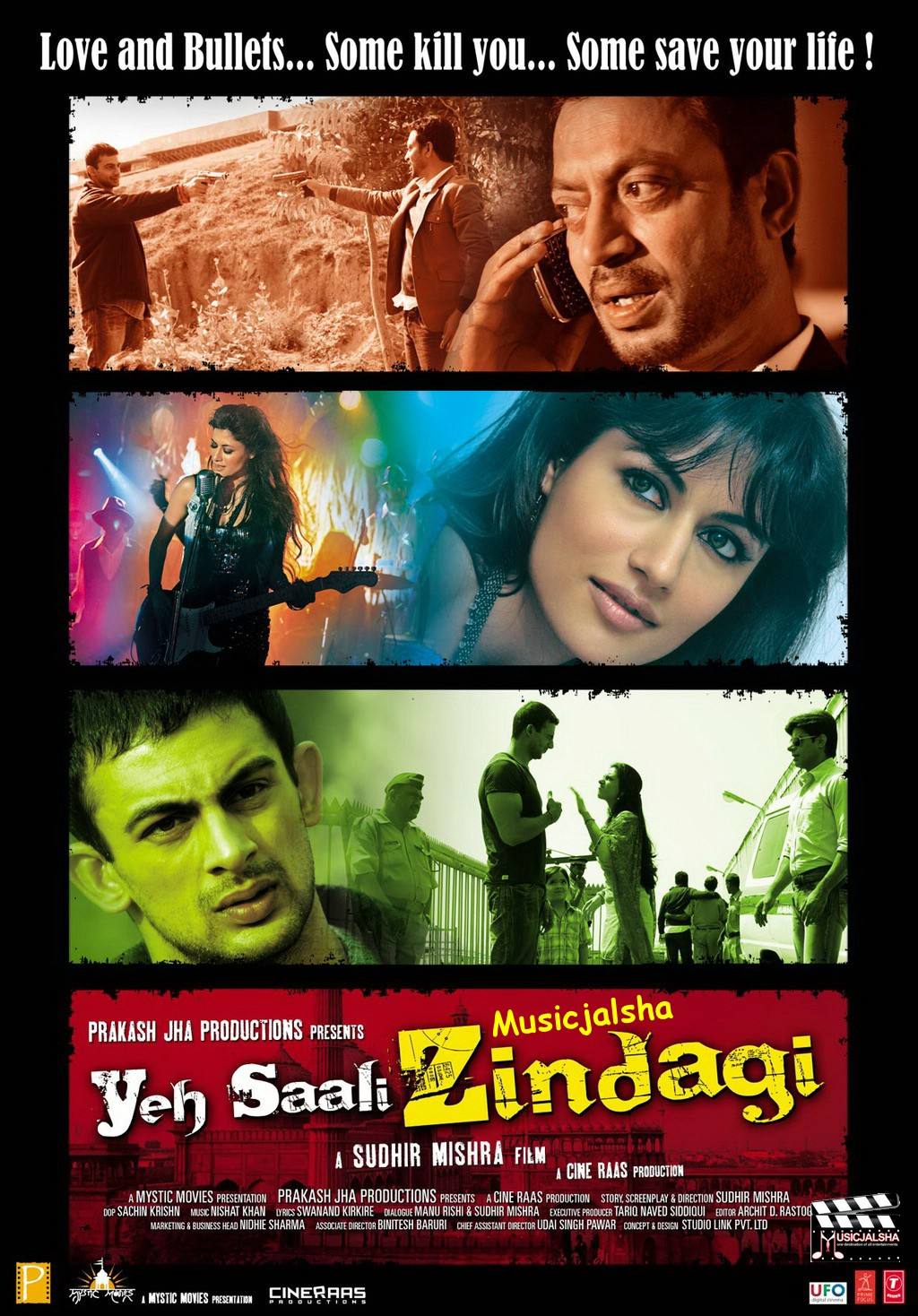 Yeh Saali Zindagi Watch Full Movie Free Online