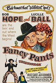 Fancy Pants(1950) Poster - Movie Forum, Cast, Reviews