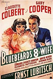Bluebeard's Eighth Wife (1938) Poster - Movie Forum, Cast, Reviews
