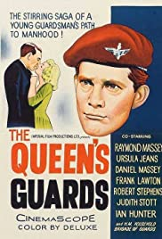 The Queen's Guards Poster