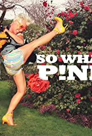 P!Nk: So What Poster