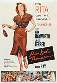Miss Sadie Thompson (1953) Poster - Movie Forum, Cast, Reviews