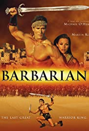 Barbarian (2003) Poster - Movie Forum, Cast, Reviews