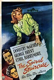 The Spiral Staircase (1946) Poster - Movie Forum, Cast, Reviews